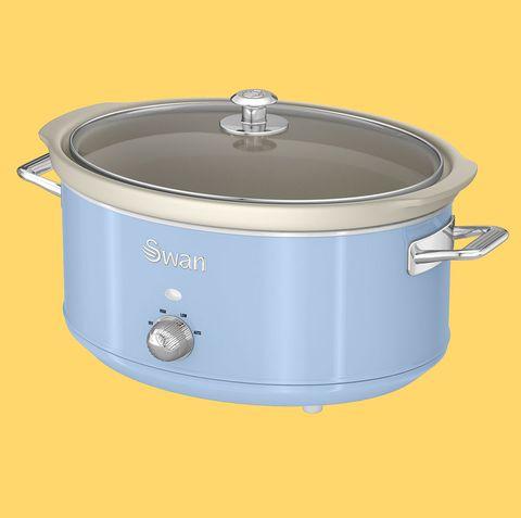 Swan Retro Slow Cooker SF17031
