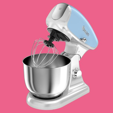 Swan Sp33010 Retro 4 5l Die Cast Stand Mixer Review