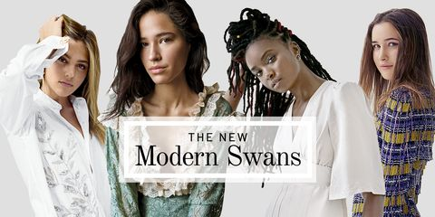 Modern Swans