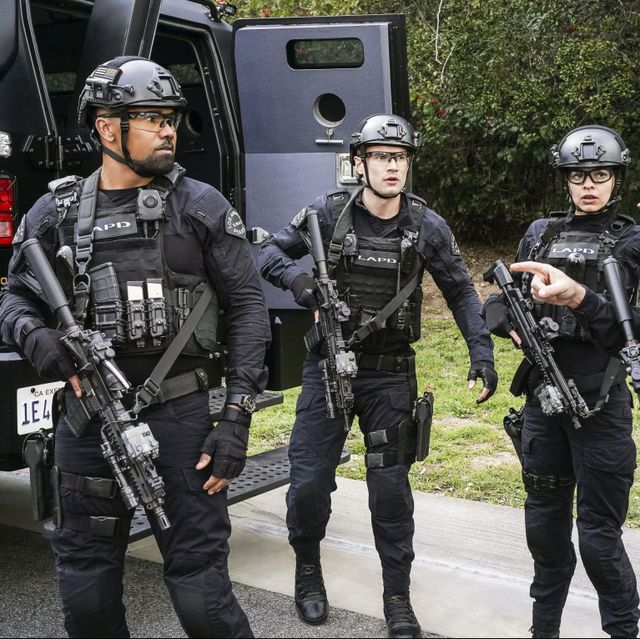 swat tv show cast