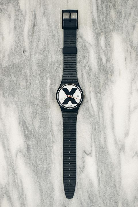 Swatch X-rated, 1987