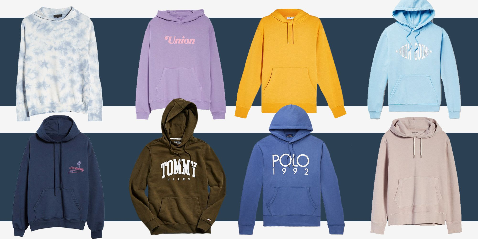 The 21 Best Hoodies to Wear Whenever and Wherever You Want
