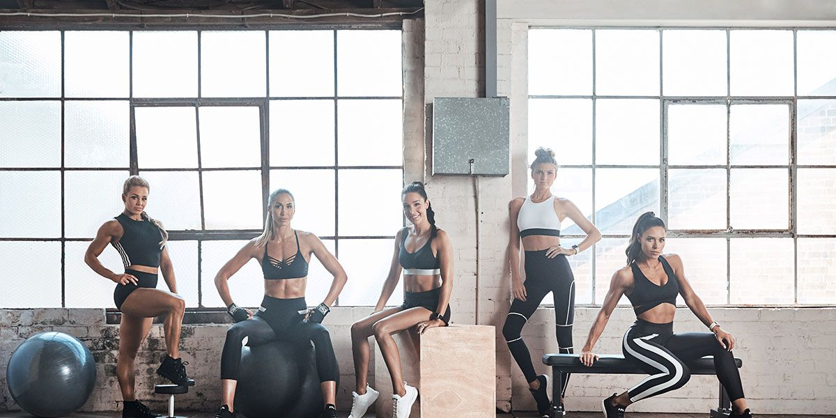 Kayla Itsines and Team Make Changes to Sweat App