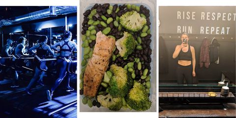 'I tried to get abs in eight weeks and this is what happened'