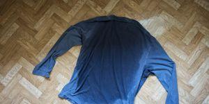 Sweat soaked shirt