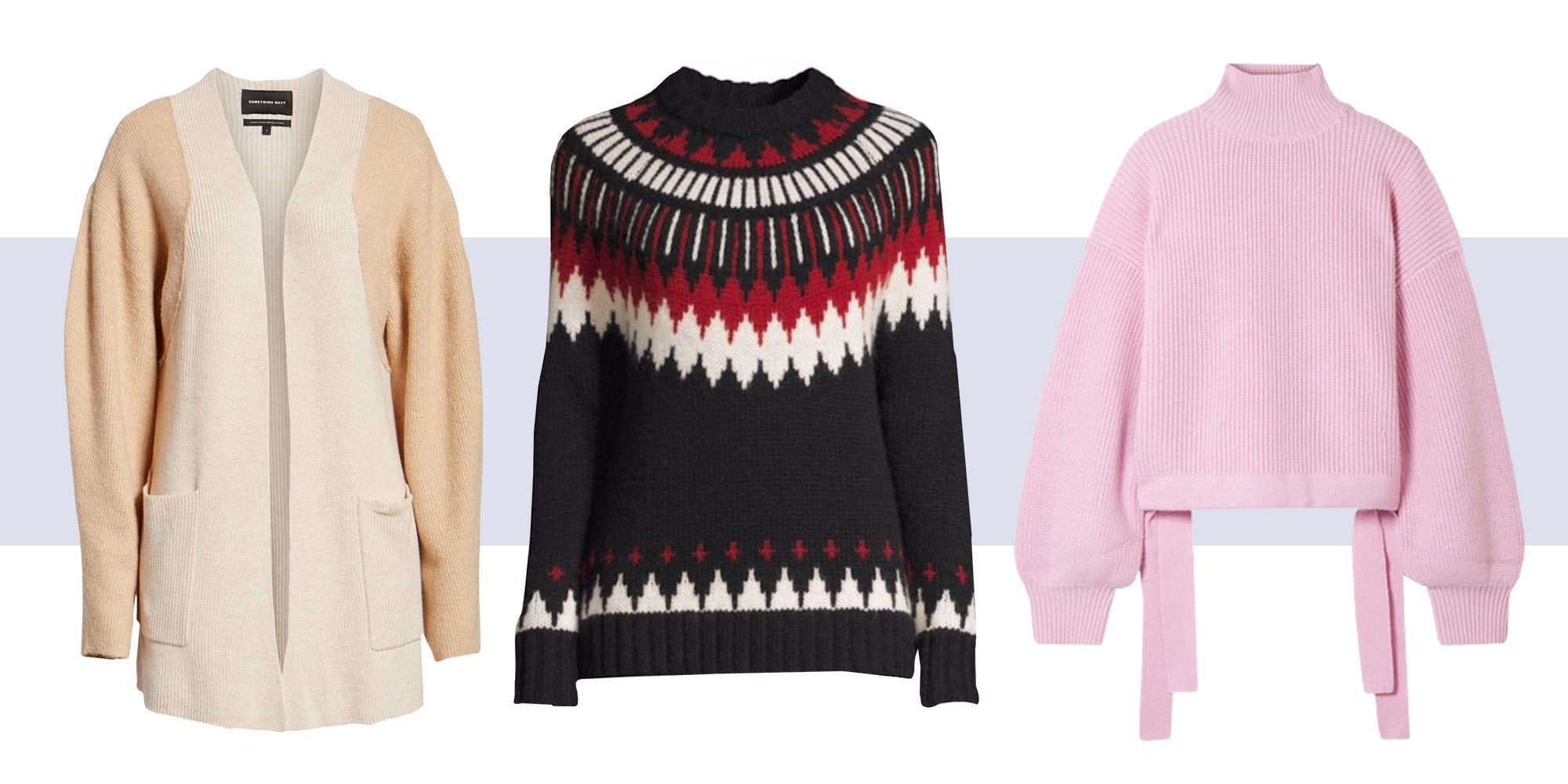 b22deccbfd3 20 Best Winter Sweaters for 2018 - Cute Winter Sweaters for Women
