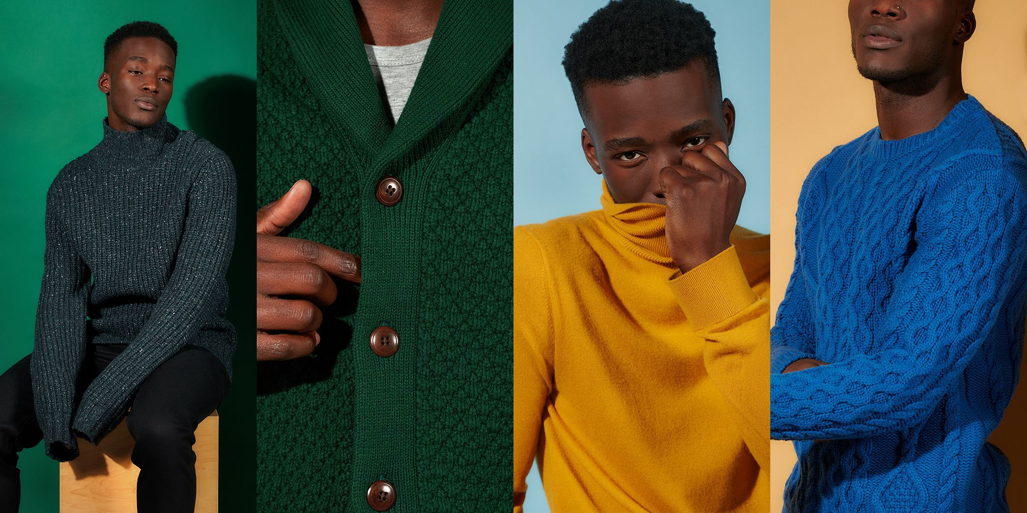 deeb387f Sweater Styles Guide for Men - 13 Top Men's Sweater Trends 2018