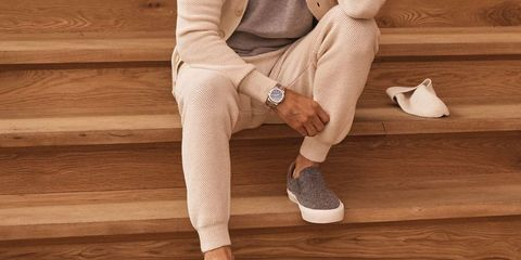 4607d22e6 13 Pairs of Stylish Sweatpants You Can Actually Wear Outside