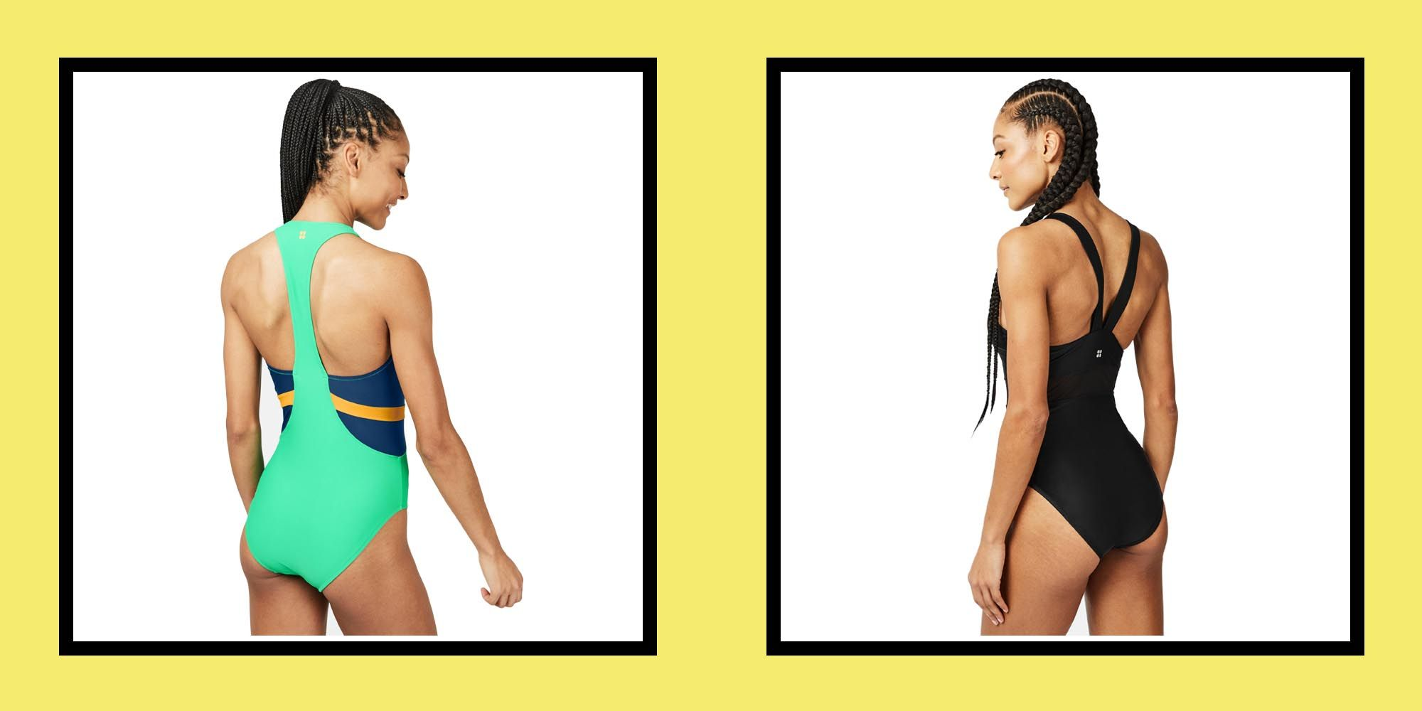 Sweaty Betty has 30% off their best-selling swimwear today