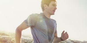 tiempo, entrenar, maratón