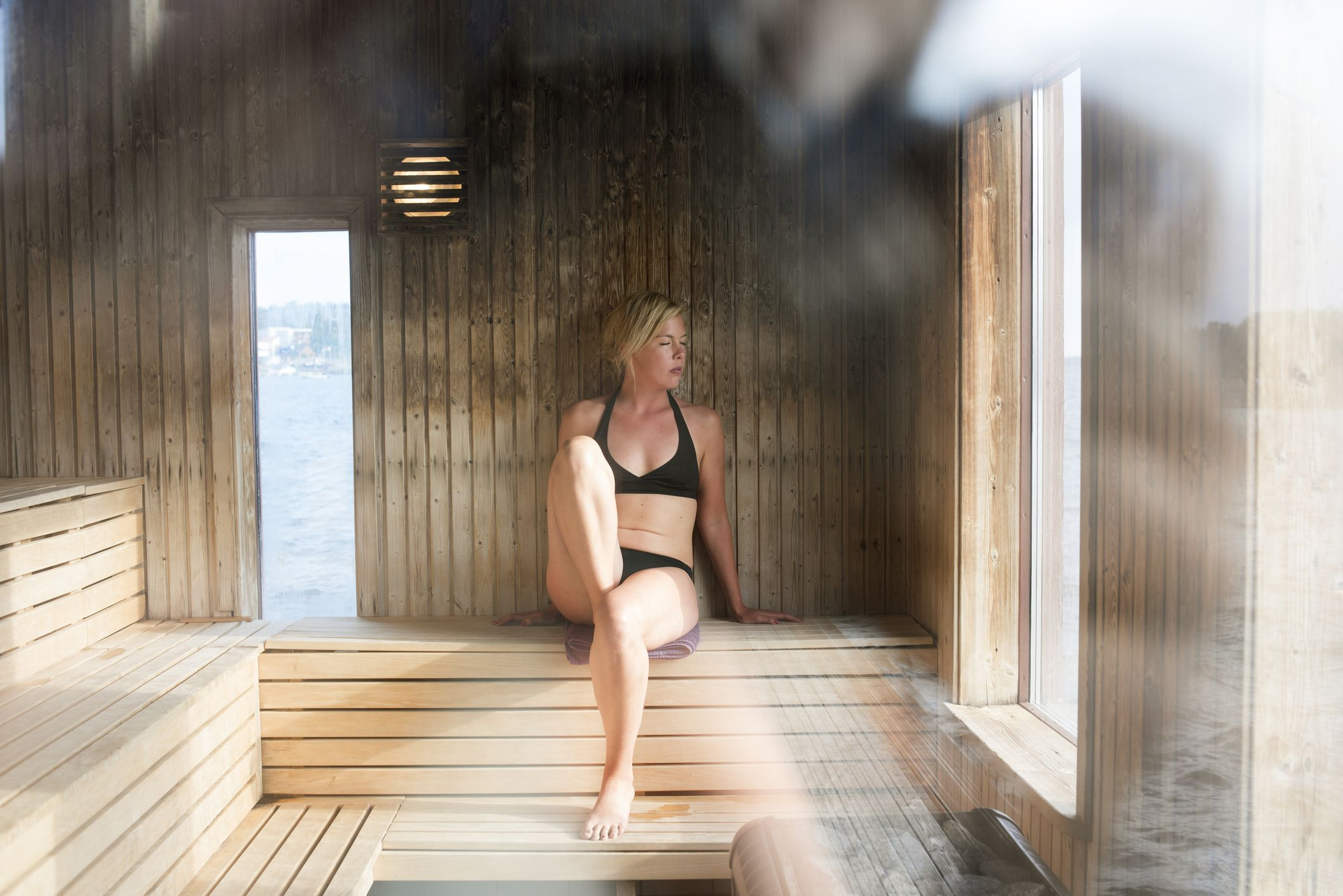 Is a sauna session really as good as exercise for your body?