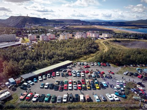 American Car Center >> This Swedish Mining Community Is In Love With Classic
