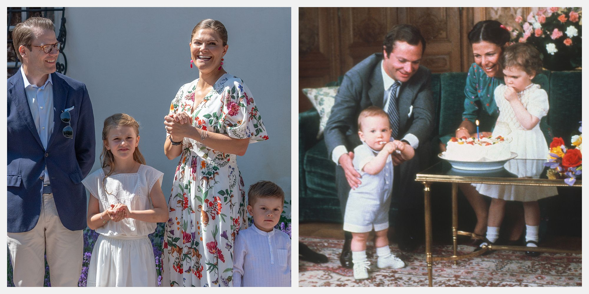 50 Photos of the Swedish Royal Family Through the Years