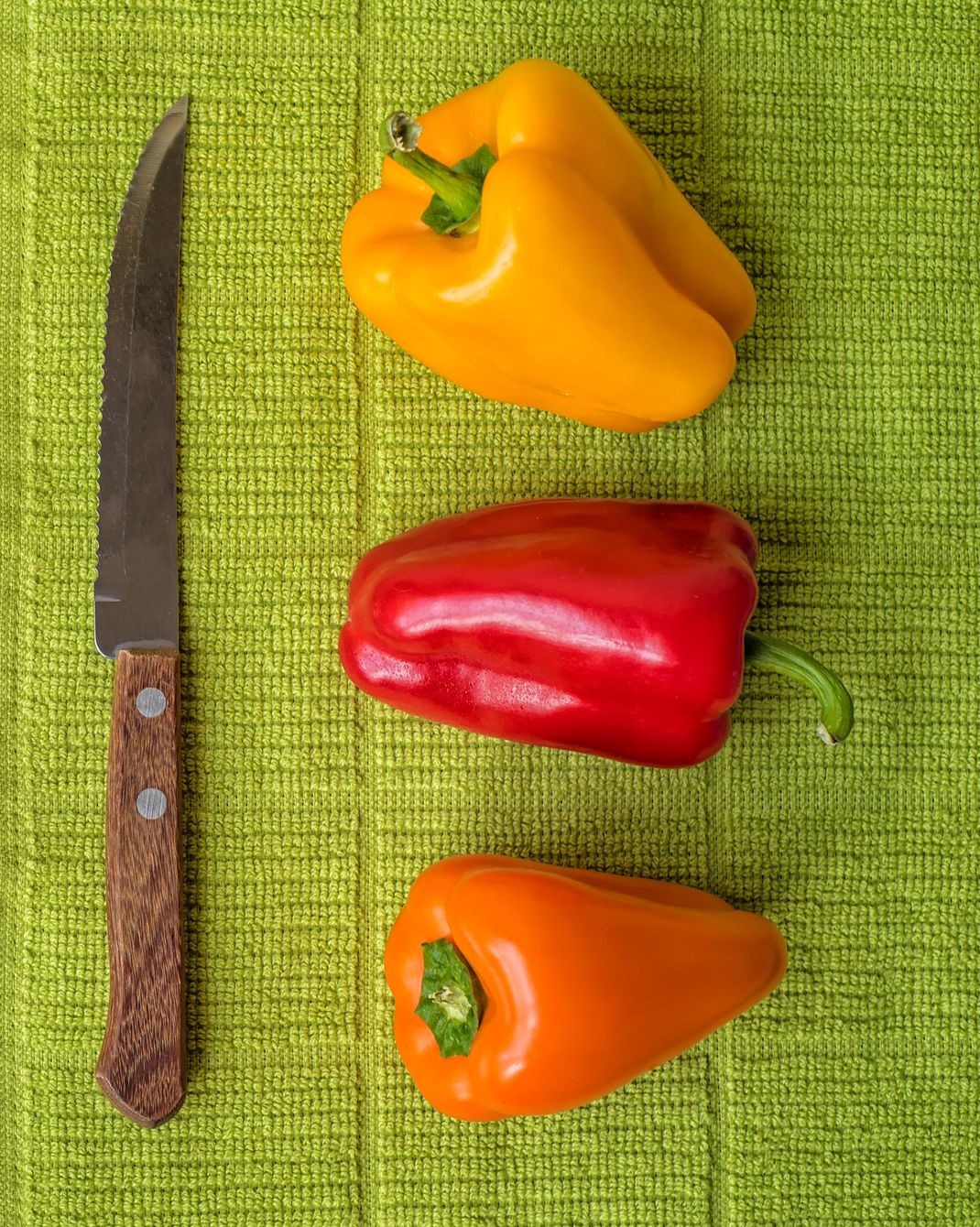 snack tips ideas bell peppers