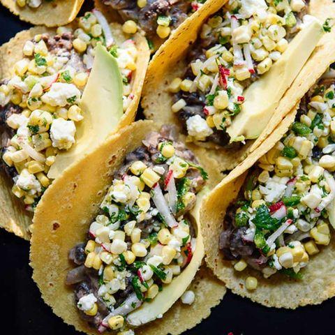 fresh corn recipes