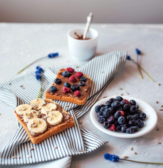 recetas de tostadas saludables