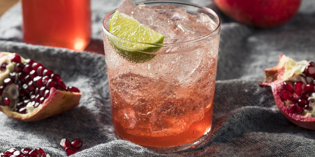 How To Make A Cape Codder Cocktail