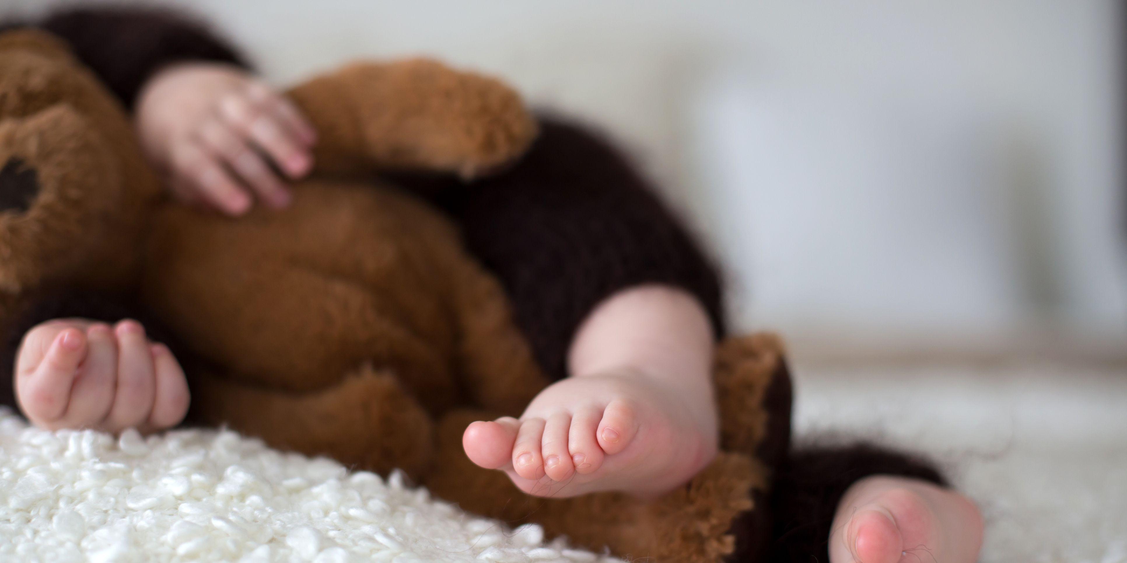 Por qué es importante el peluche para los niños