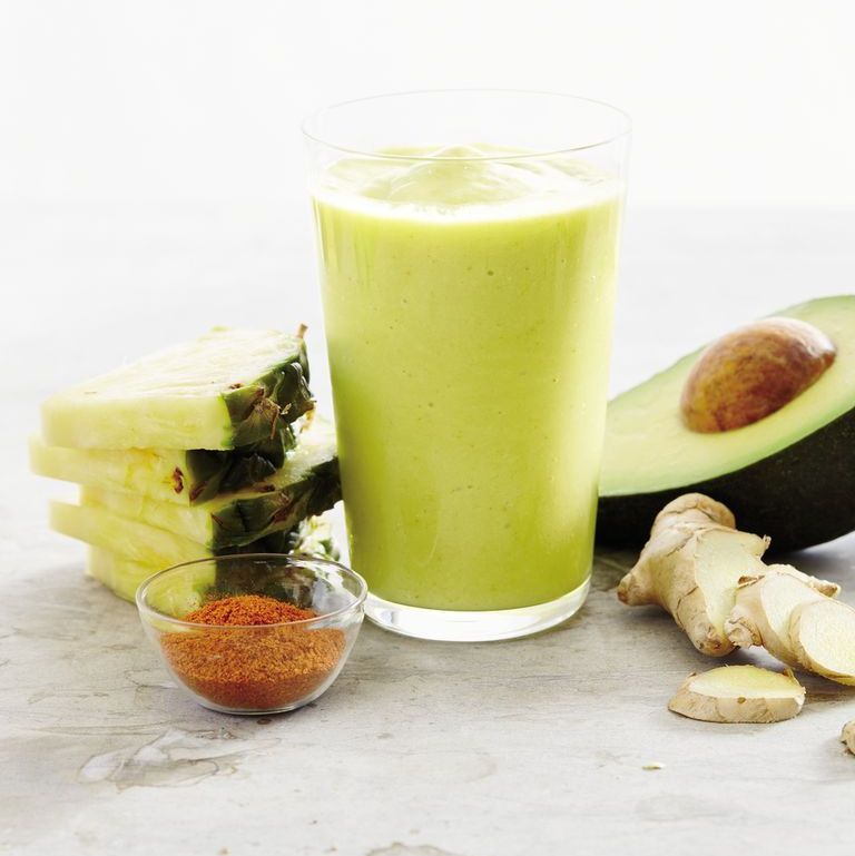 Sweet 'n' Spicy Tropical Smoothie Recipe