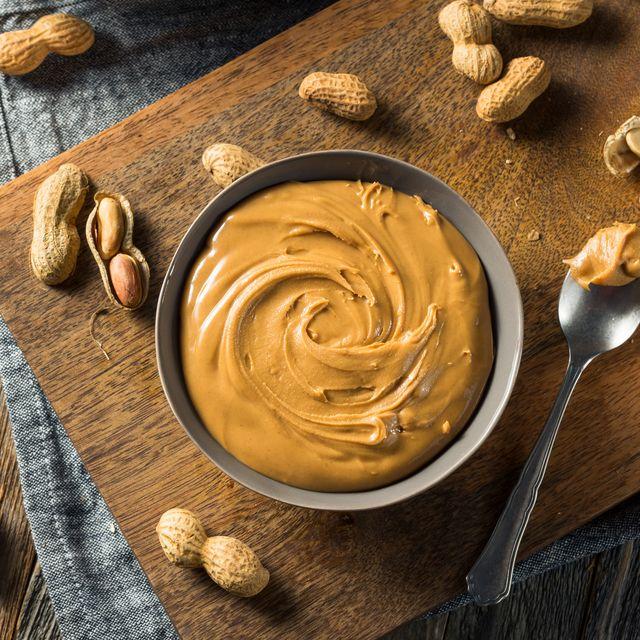 sweet organic natural creamy peanut butter