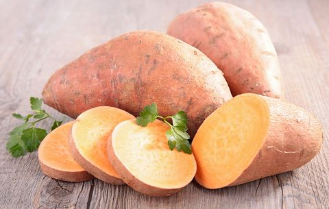 Calories In Sweet Potato - Sweet Potato Calories