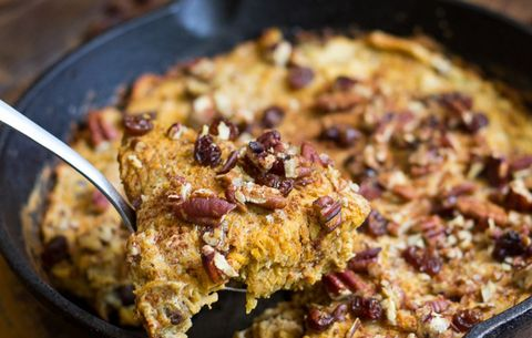 Sweet Potato Apple Breakfast Bake