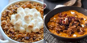 sweet potato casserole recipes
