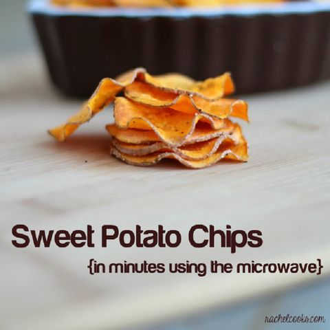 microwave foods sweet potato