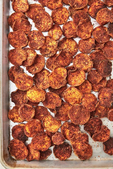 sweet potato chips   delishcom