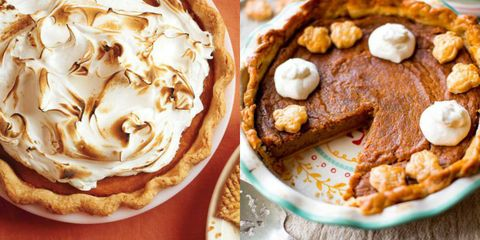 Sweet Potato Pie - Thanksgiving Dessert Recipes