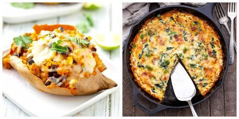 40 easy sweet potato recipes baked mashed and roasted sweet potatoes sweet potato recipes forumfinder Image collections