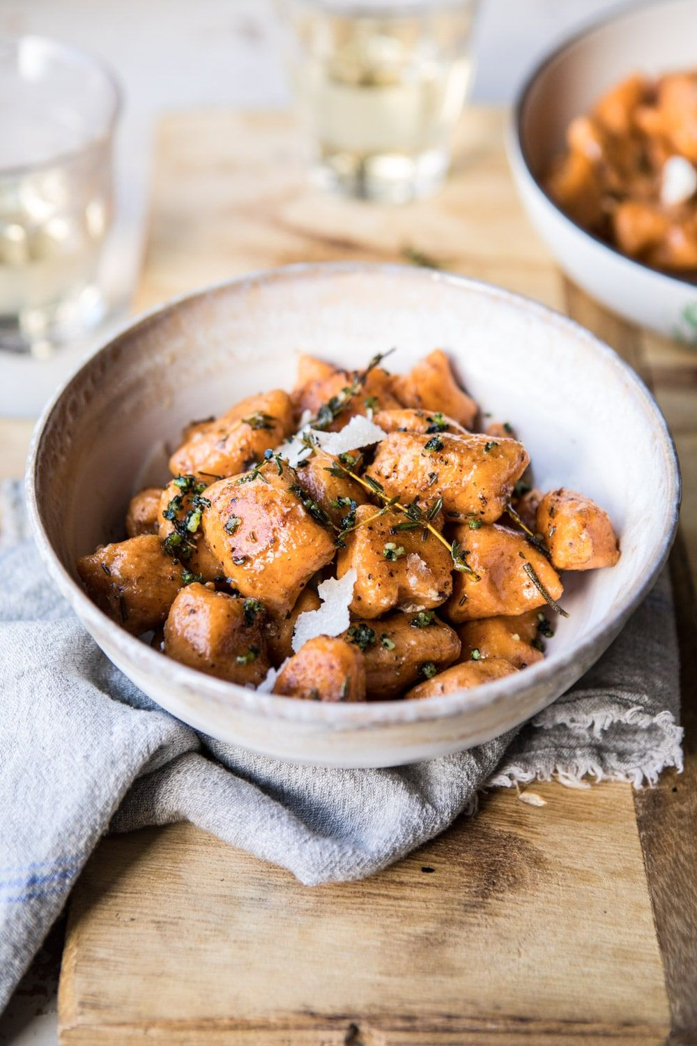 sweet potato recipes gnocchi