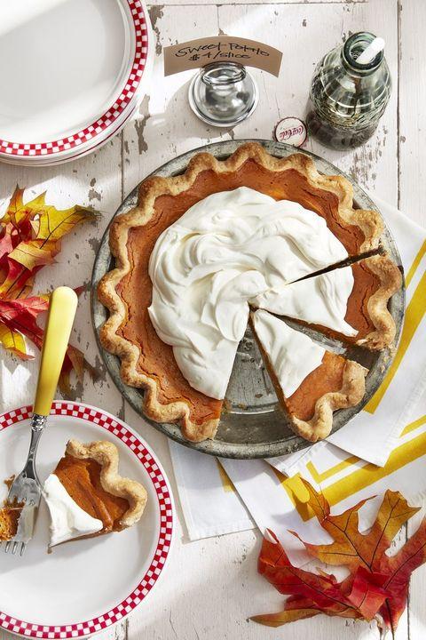sweet potato recipes pie
