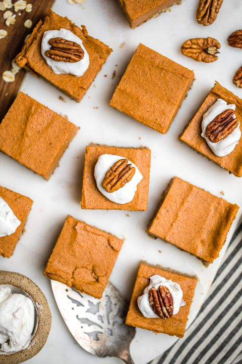 sweet potato recipes pie bars