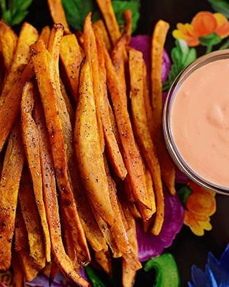 sweet potato side dishes fries