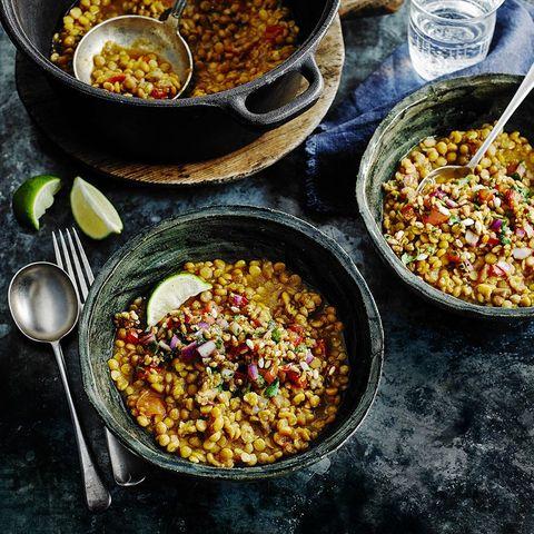 Dish, Food, Cuisine, Ingredient, Dal, Produce, Recipe, Vegetarian food, Superfood, Vegetable,