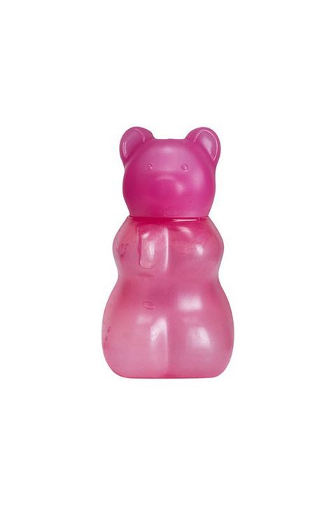 Gummy bear, Pink, Gummi candy, Violet, Candy, Magenta, Confectionery, Dog toy, Jelly babies, Food,