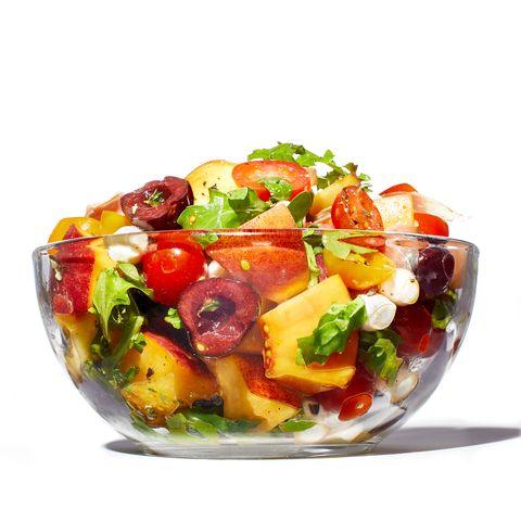sweet caprese fruit salad men's health