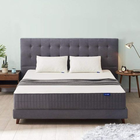 This Sweetnight Gel Memory Foam Mattress Is 20% Off Today Only on Amazon