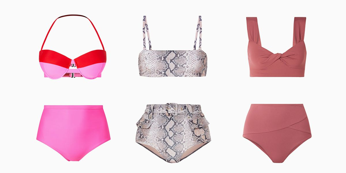 372033de7d 23 High-Waisted Bikinis Because You're Probably Ready for a Vacation ...
