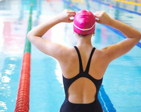 Can Swimming Really Make You GAIN Weight?