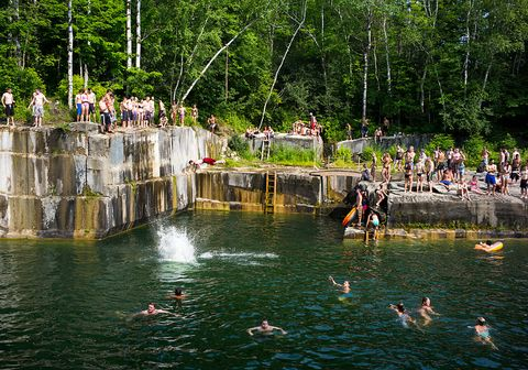 21 Natural Swimming Holes American National Parks And
