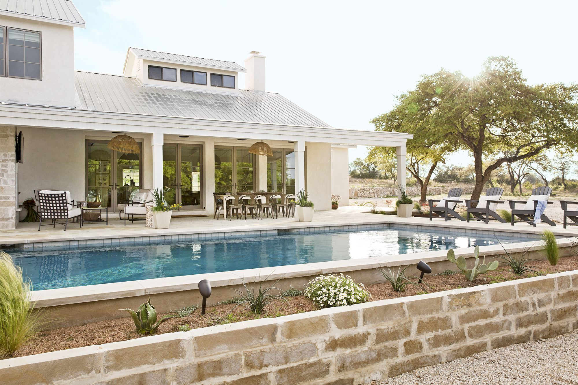 22 in ground pool designs best swimming pool design ideas for your rh countryliving com pool house designs with outdoor kitchen