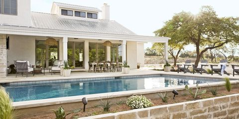22 In-Ground Pool Designs - Best Swimming Pool Design Ideas ... on barbecue backyard ideas, duplex backyard ideas, farmhouse backyard ideas, townhouse backyard ideas, cabin backyard ideas, forest backyard ideas, english backyard ideas, barn backyard ideas, oriental backyard ideas, industrial backyard ideas, traditional backyard ideas, cowboy backyard ideas, vacation backyard ideas, waterfront backyard ideas, craftsman backyard ideas, cape cod backyard ideas, french backyard ideas, mission backyard ideas, custom backyard ideas,