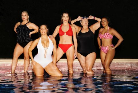 9dd34029a60 Swimsuits For All Power Suits Campaign Showcases Diversity and Size ...