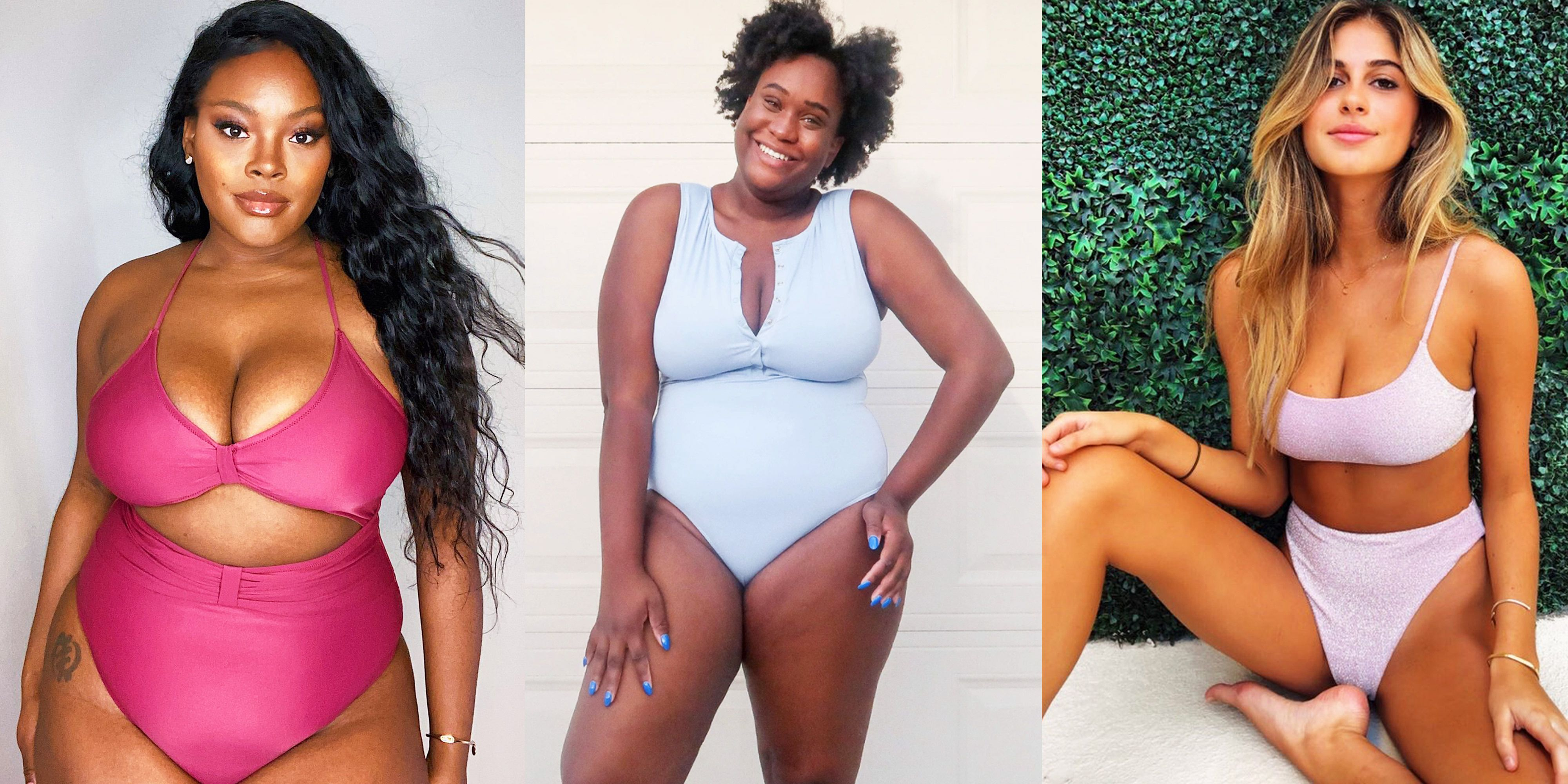 Swimwear for Large Busts You'll Look and Feel Gorgeous In