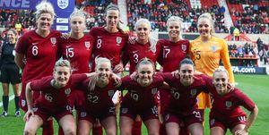 England Women v Spain Women - International Friendly