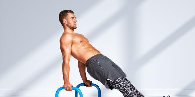 parallette swing men's health