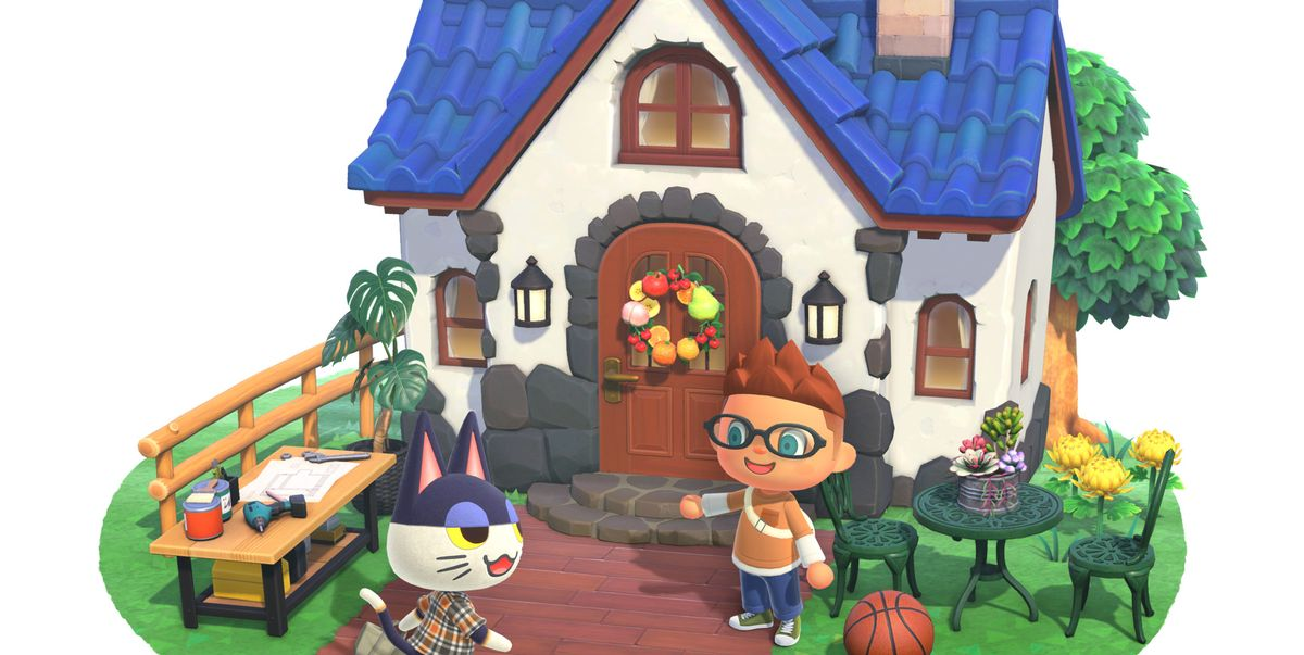 best animal crossing villagers houses