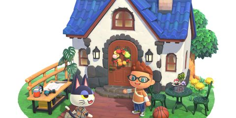 Cartoon, Playset, Toy, House, Illustration, Cottage, Home, Building, Play, Dollhouse,